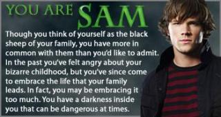 Quel personnage de Supernatural êtes-vous ? - Page 7 593517whichsupernaturalcharacterareyou