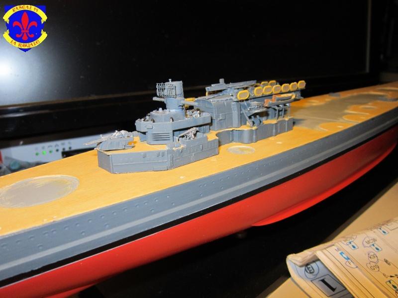 Croiseur de bataille Scharnhorst  au 1/350 de dragon - Page 7 594416IMG1379L