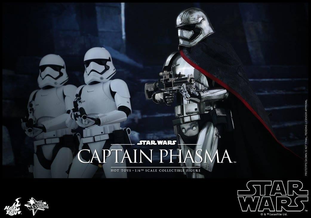 HOT TOYS - Star Wars: TFA - Captain Phasma 594456102