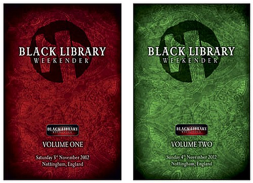 News de la Black Library (France et UK)- Part.2 - 2012 - Page 3 595888volume1et2