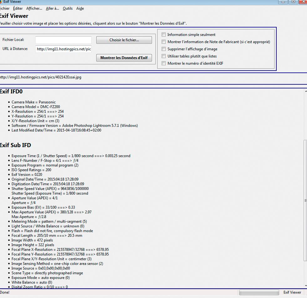 Gestion des exifs avec Photofiltre Studio - Page 2 596088exifs