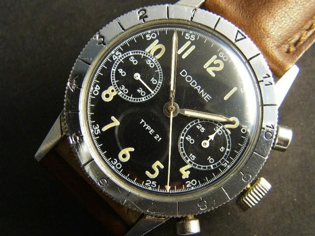 Cherche une montre pour un pilote 596520DODANE016