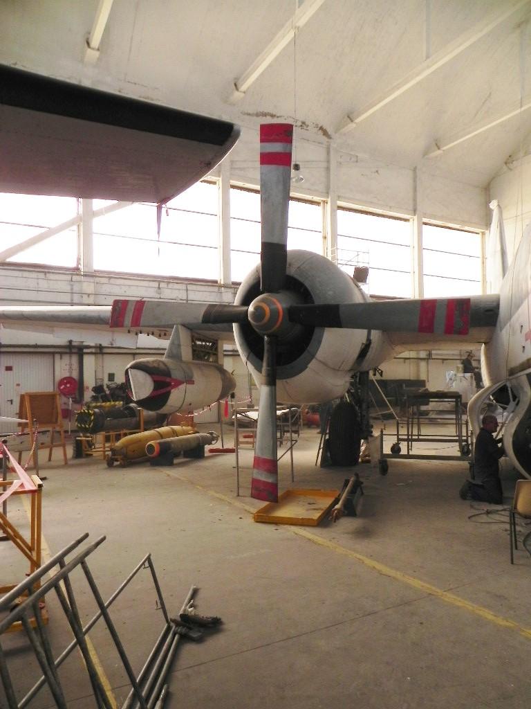 [ Les Musées en rapport avec la Marine ] Musée de l'Aeronautique Navale de Rochefort - Page 6 596573P2VTe