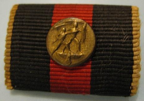 Vos barrettes & rappels de décorations - médailles 597038IMG2480