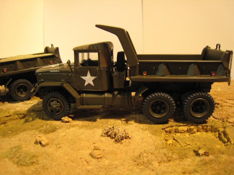 REO M59 Dump Truck scratch sur base Solido au 1/50  597201IMG8961