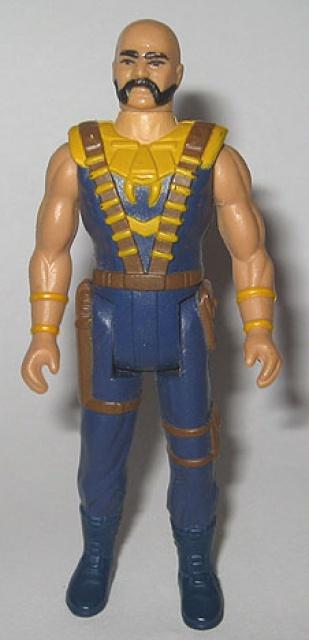 Steel Monsters (Tonka) - 1986 597452DestroyerdriverHalftrak