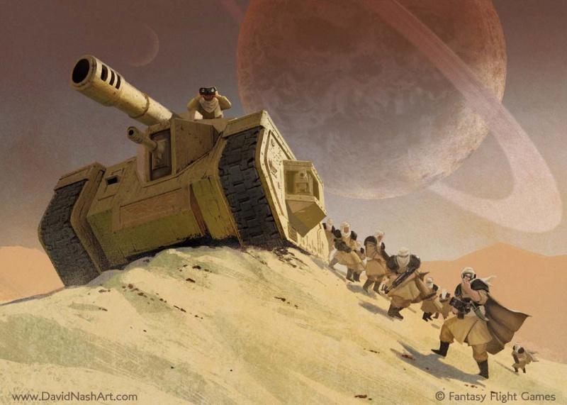 [W40K] Collection d'images : La Garde Impériale 598339HammerOfTheEmporerDavidNash