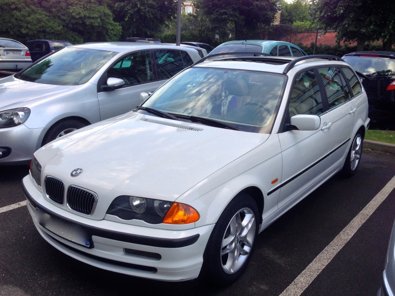 Ma nouvelle acquisition une BMW 320iA Touring - Page 2 599074IMG6159