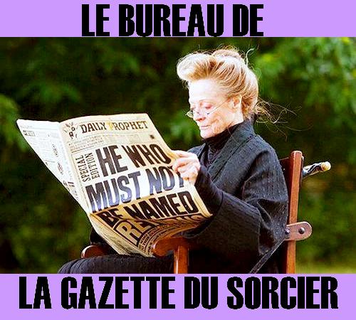 Journal - La Gazette du sorcier version Alohomora 600244339