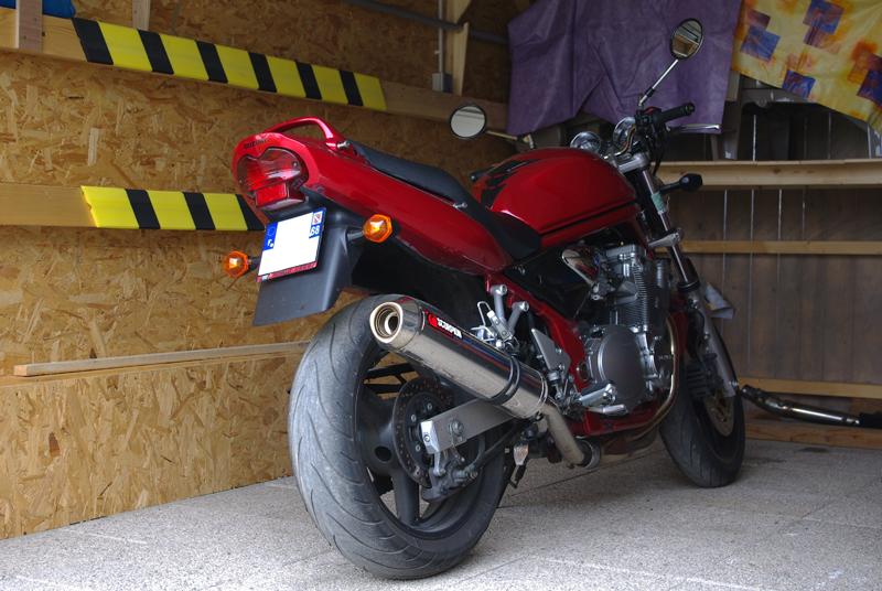 Suzuki Bandit 600N, il était temps bis... 600653IMGP2401