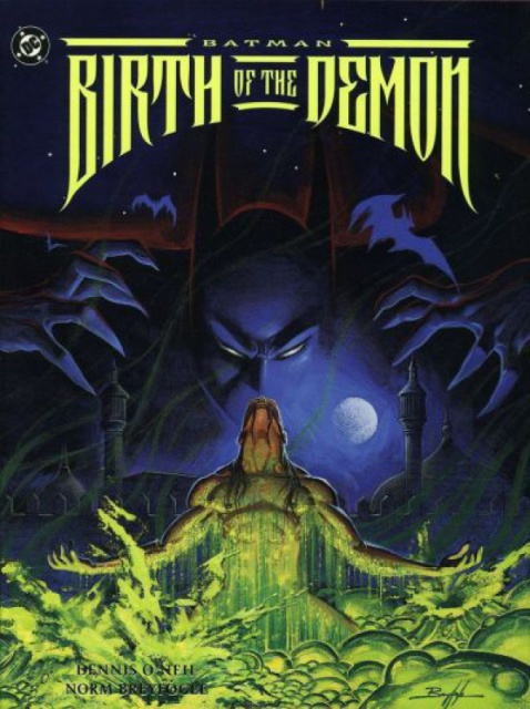 [ARTICLE] Batman: Ra's Al Ghul 600654462973BirthoftheDemongraphicnovel