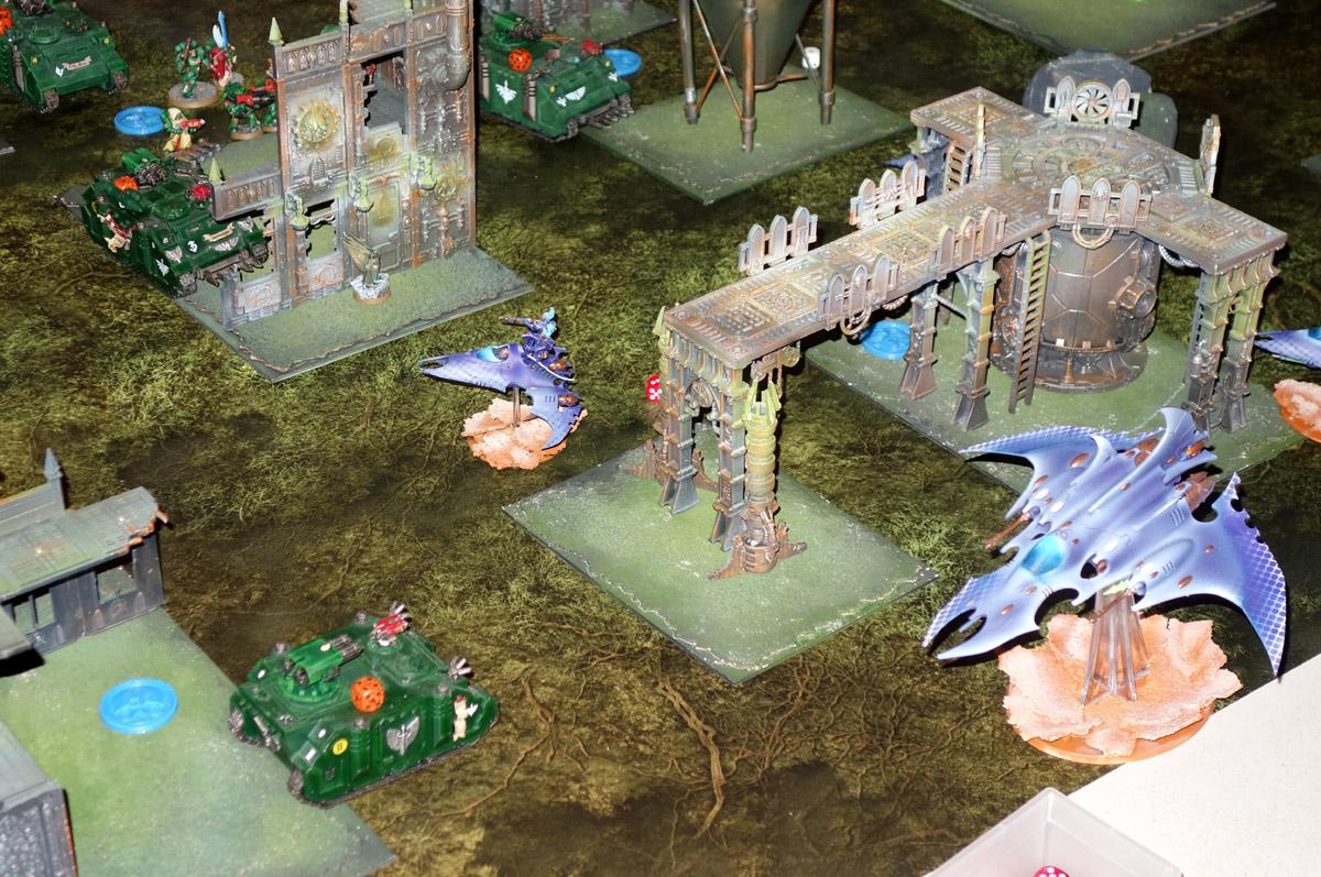 Dark Angels Vs. Drukhari (Eldars Noirs) - 50 Power Levels 600760897