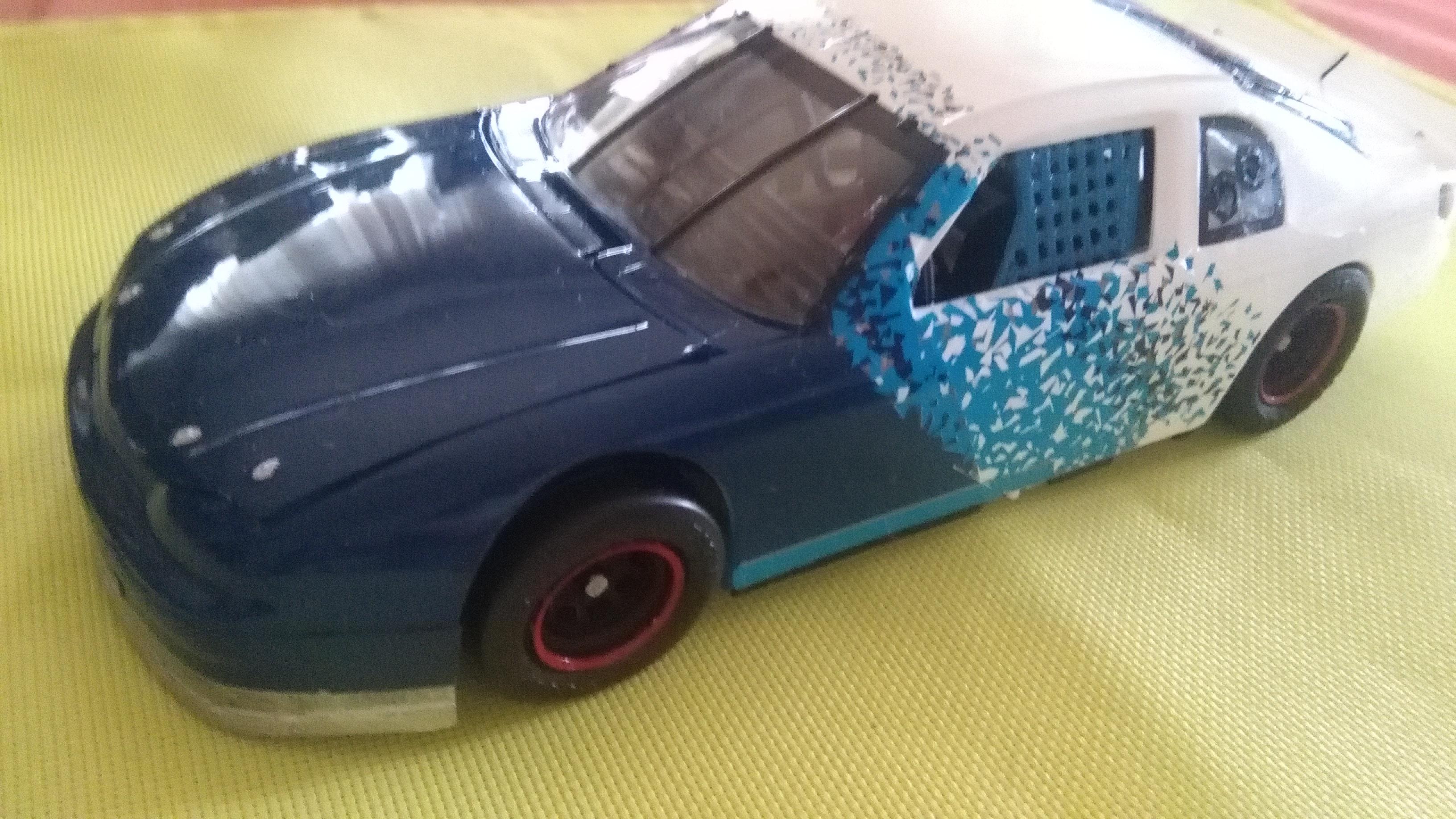 Chevy Monte-Carlo 1998 #32 Jeff Green Kleenex-Cottonelle   600837IMG20160124131150