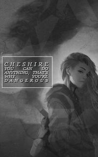 L'ABSOLUE ABSOLEM Δ CHESHIRE (LEYNA) 601151SveaaliasCheshire