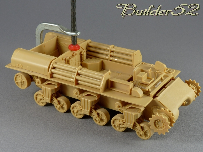 Achilles Tank Destroyer - Academy-Italeri + RB Model + set Blast 1/35 601836P1030776