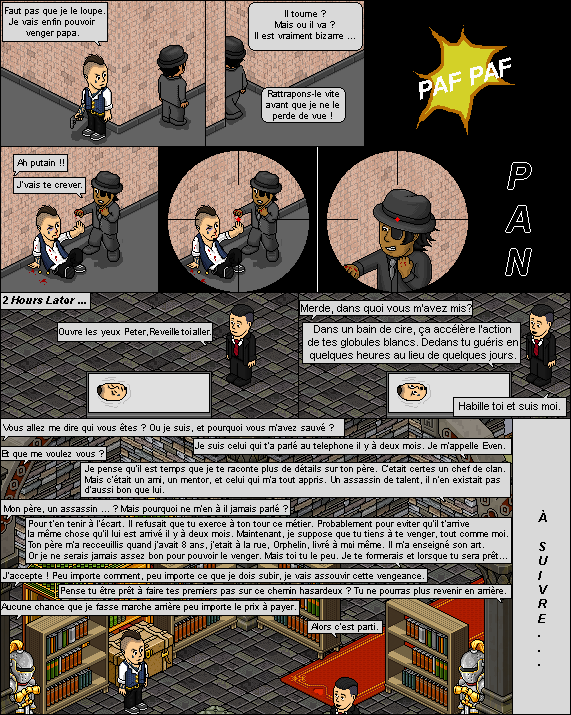 [Pix'BD] The Revenger  603343Page2Finie