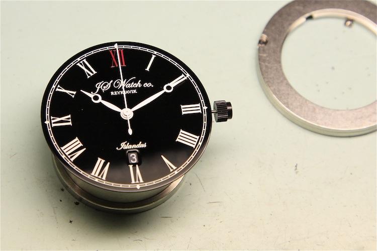 J S Watch company REYKJAVIK 603949MG3501