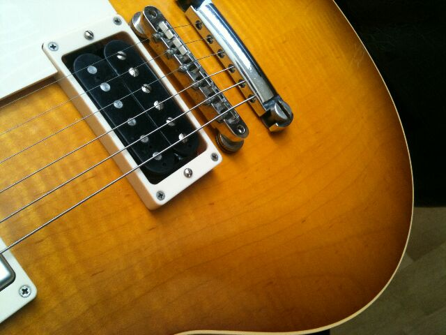 Gibson Les Paul Jimmy Page #2 176/200 603971LPtabledtail