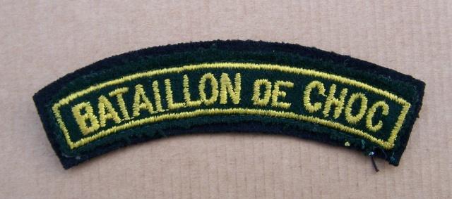 Chocs parachutés , libération Pont de Claix , Grenoble Août 1944 604216621