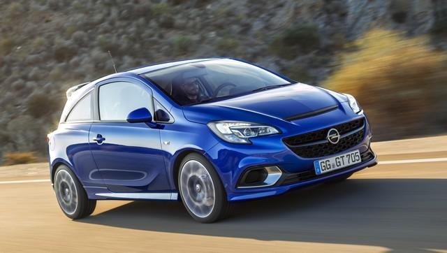 Nouvelle Opel Corsa OPC : gros muscles à prix raisonnable 604323OpelCorsaOPCExterior294187