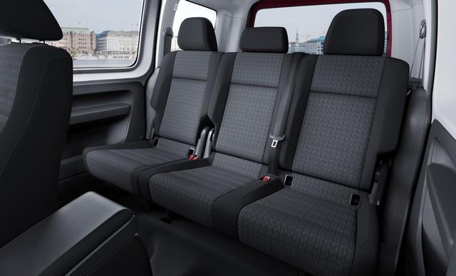 Le nouveau Caddy – toujours le meilleur choix  605020hd20150201vr004