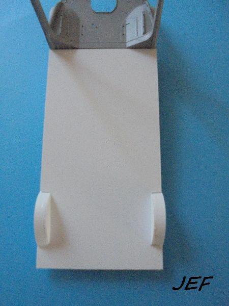 CITROEN HY PORTE-AUTOS 1/24  (Base Heller ) 605153PLA015