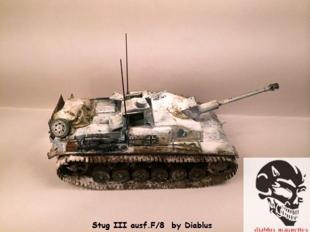 Stug.III Ausf.F/8 late production Dragon 1/35 606619fingazetfig025