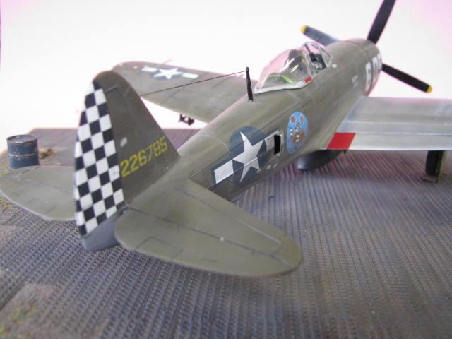Restauration P-47D Monogram 1/48 .......Terminé!  - Page 2 606804IMG6040