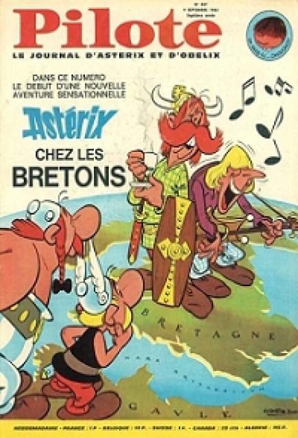 Pilote - Le journal d'Astérix et d'Obélix 606815pilote307