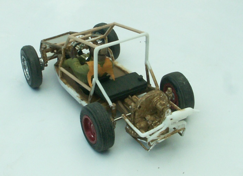 """buggy """"meyer manx"""" façon Mad Max 2 607183PICT6743"""