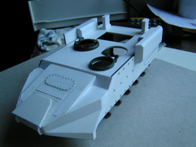 Arisgator, char amphibie Italien moderne 607634PICT0157