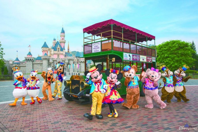 [Hong - Kong Disneyland] Festivités des 10 ans 607898w37