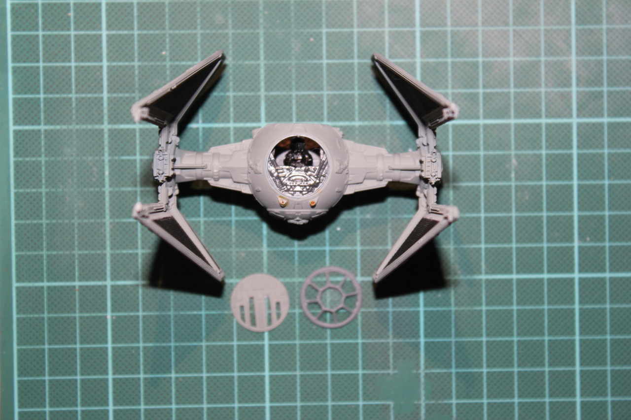 Star Wars [Tie Interceptor] FineMolds 1:72 607956DPP2012