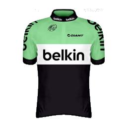 BELKIN PRO CYCLING 608798belminimaillot