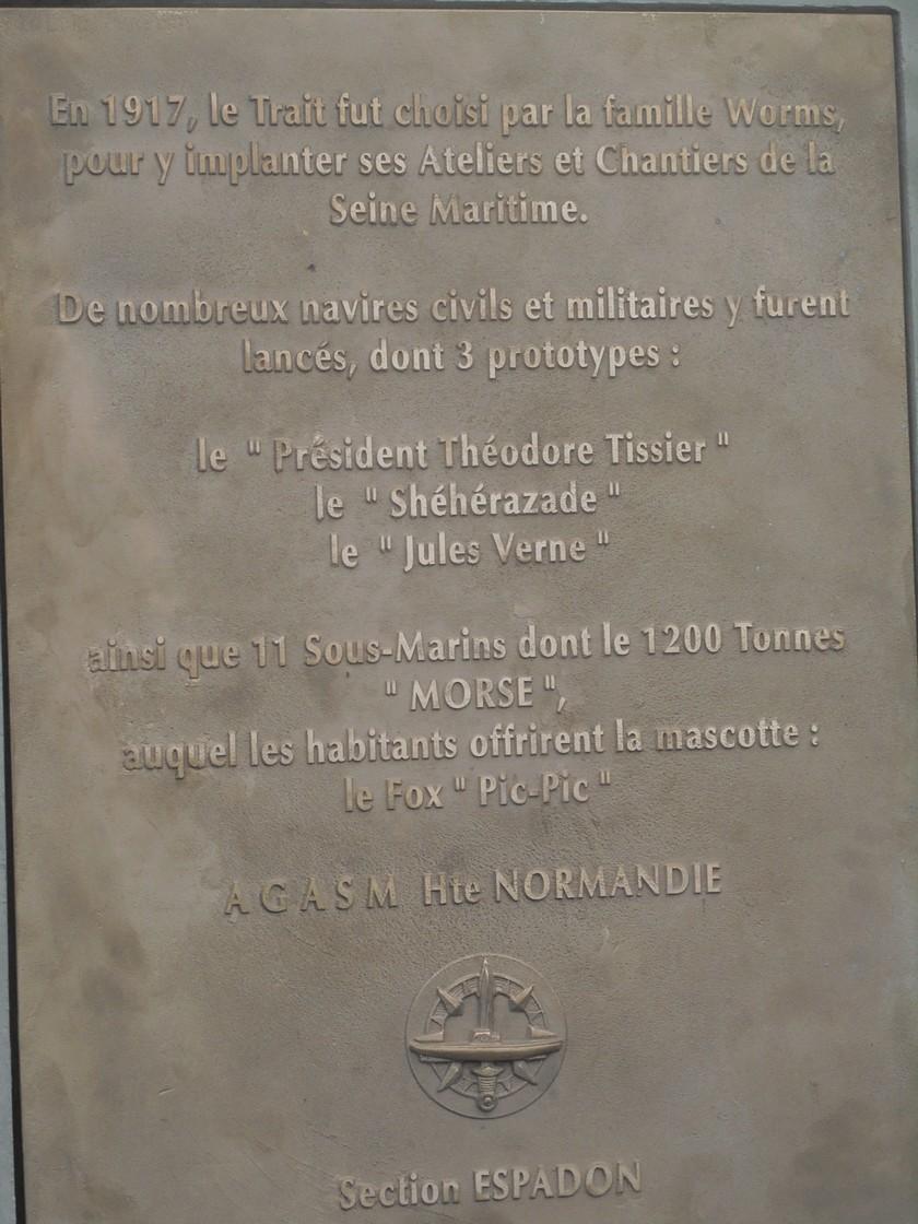 """[ Associations anciens Marins ] A.G.A.S.M. Le Havre section """"ESPADON"""" - Page 5 608815DSC04018"""