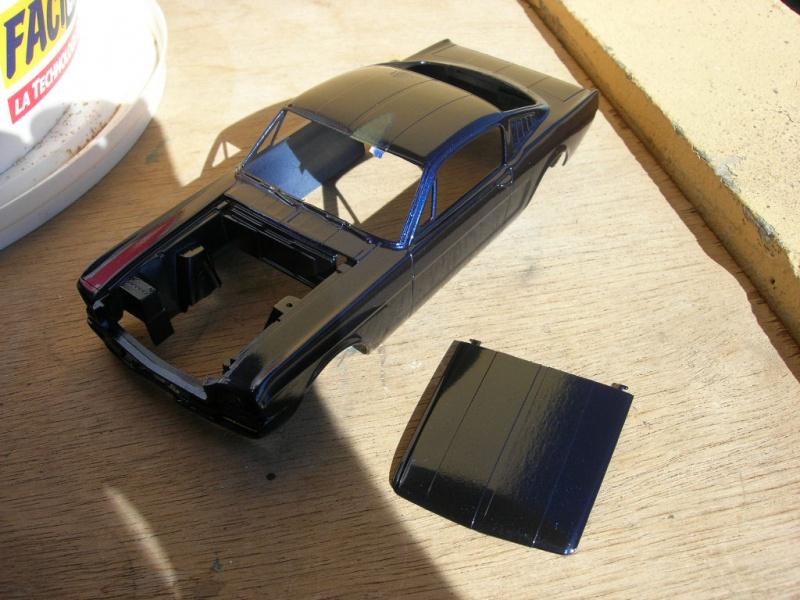 """Mustang Fastback""""65 Revell. 609006DSCN9990"""