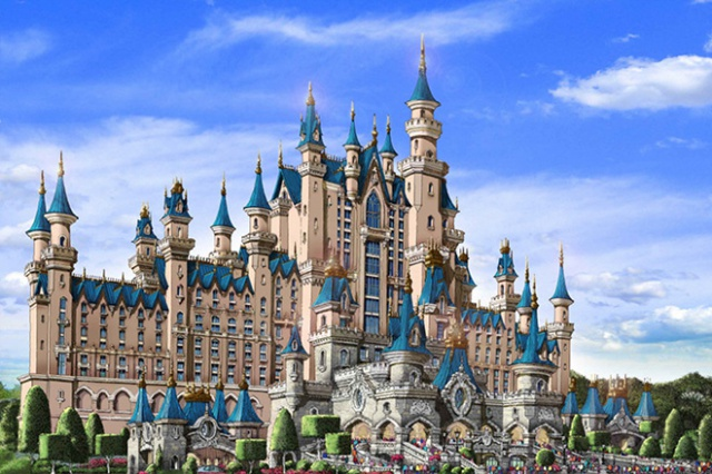 (Chine) Fushun DreamWorld Theme park, Hotel & Resort (201?) 609325fdw2