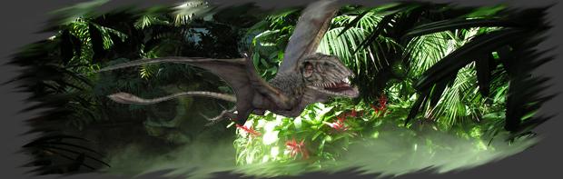 Les Dimorphodons