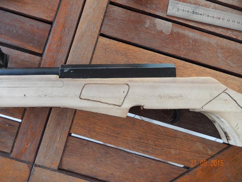 [custom] type 96 J.A.E crosse bois self made 610165DSCN4458
