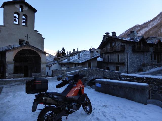 CR du 3eme Agnellotreffen (I) : une belle hivernale glaciale ! 610679P1100139