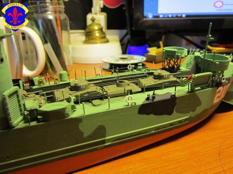 U.S. Navy Landing Ship Médium (Early) au 1/144 de Revell par Pascal 94 - Page 14 611075IMG43771