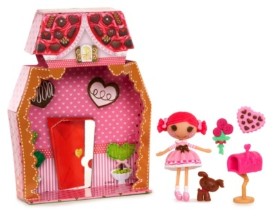 [WISHLIST DOLLYLY] Cupcakes-Mini Lalaloopsy-Cherry Merry Muffin-Polly Pocket-MLP 611296toffeecocoacuddles
