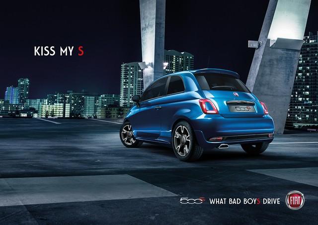 Key Award 2017 : les campagnes publicitaires dédiées à l'iconique Fiat 500 remportent plusieurs prix 611416170928Fiat01a