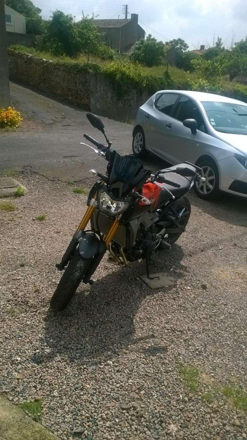 Photos de toutes les Yamaha MT-09 du forum ! :) 612304867065Ywp20110
