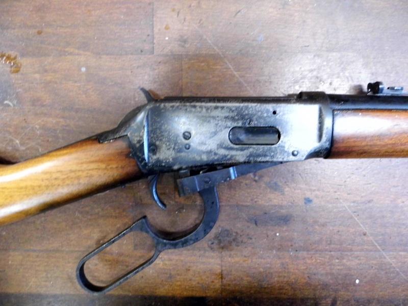 La Winchester 1894 de Bouffaleau Grill 613753DSCI1639