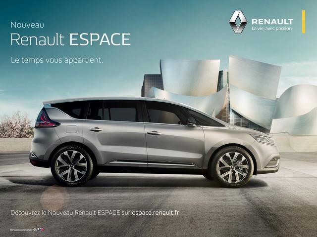 """""""Renault - La vie, avec passion"""" : la nouvelle signature de la marque au Losange 6138316814316"""