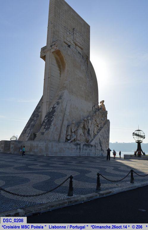 Z06 / C/R MSC.... Poesia 21/10 au 30/10 2014   Gêne Malaga Casablanca Lisbonne Barcelone Marseille 614106DSC0208