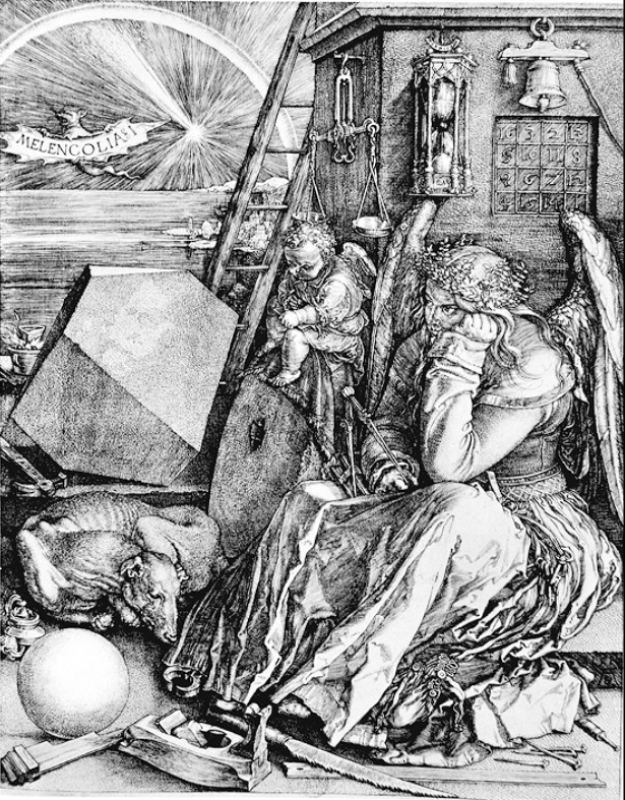 Saturnien - Page 3 614973Melancolia