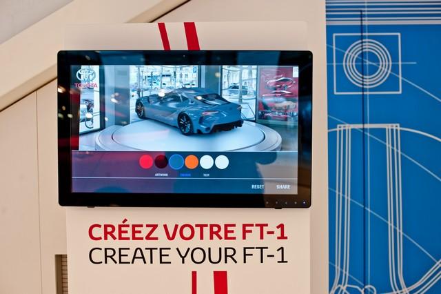 """Le """"Creative Design"""" À L'honneur Au Rendez-Vous Toyota 615053OSO9112"""