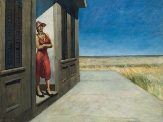 Couvertures d'Edward Hopper ! 61568211aSouthCarolinamorning
